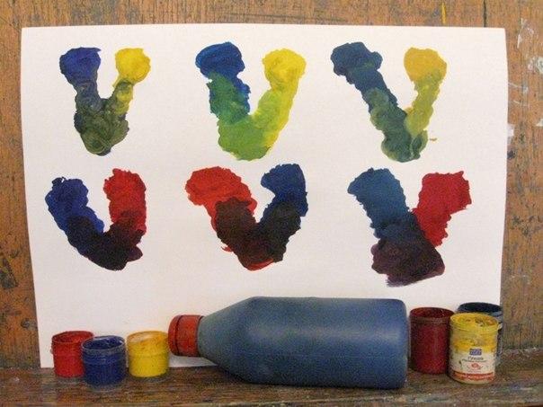 Цветовая угадайка