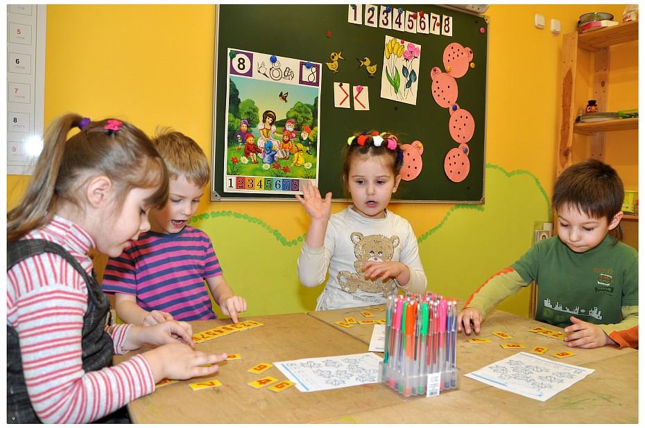 В 5 лет дети могут пояснить свои мысли