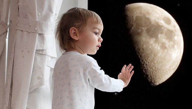 Детский лунатизм