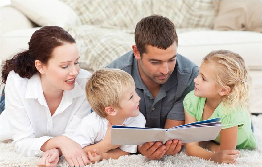 Развитие речи через чтение