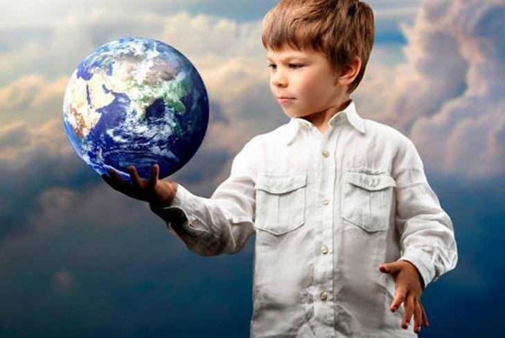Познание мира ребенком