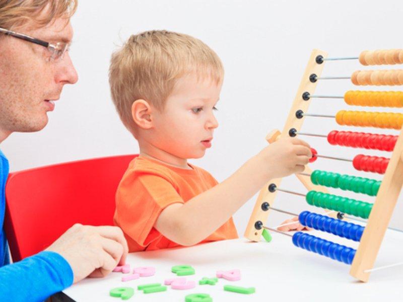 Как заниматься математикой с детьми 3-4 лет