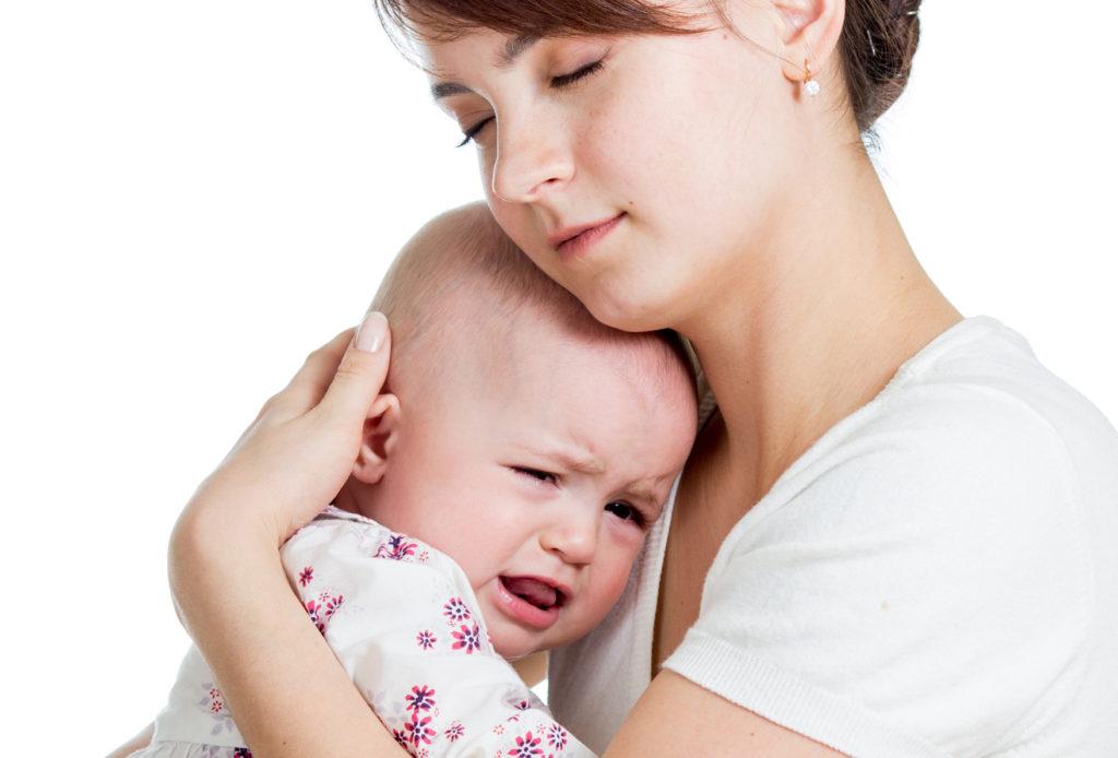 Успокоить малыша