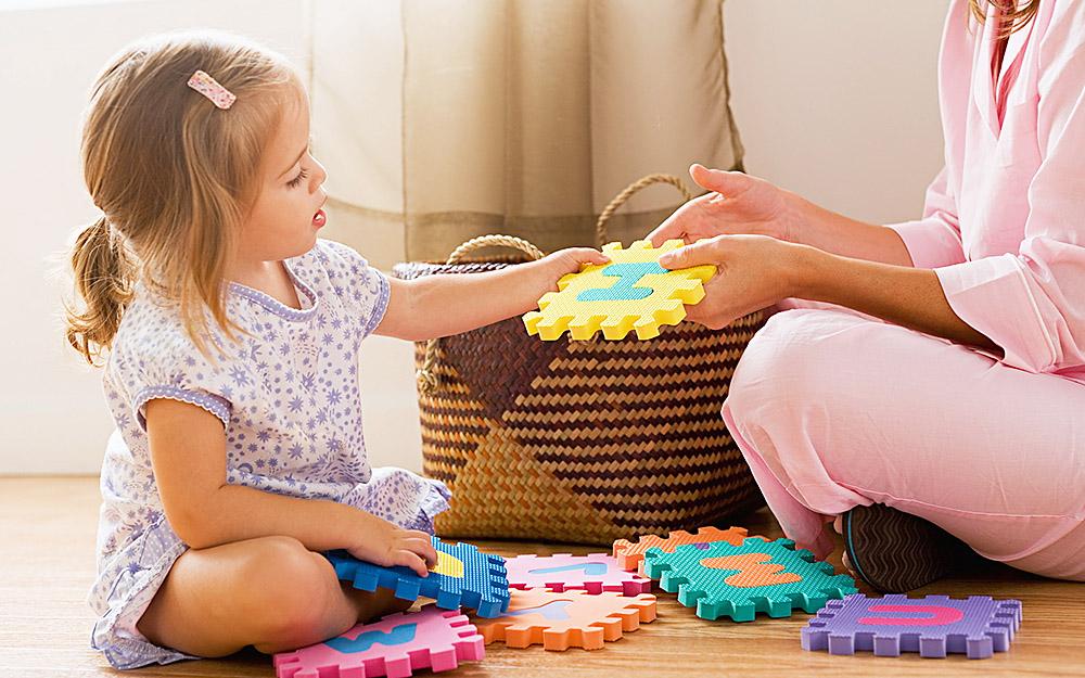Год и три воспитание психология развитие ребенка