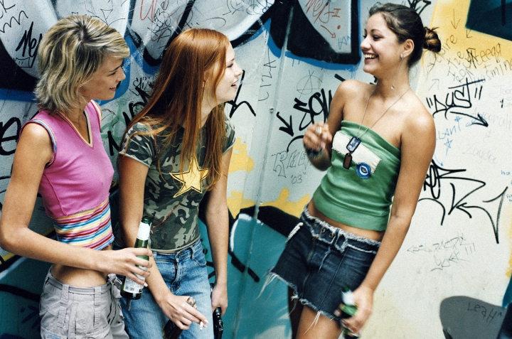 Асоциальное поведение у девочек