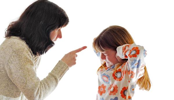 Авторитарное воспитание в семье