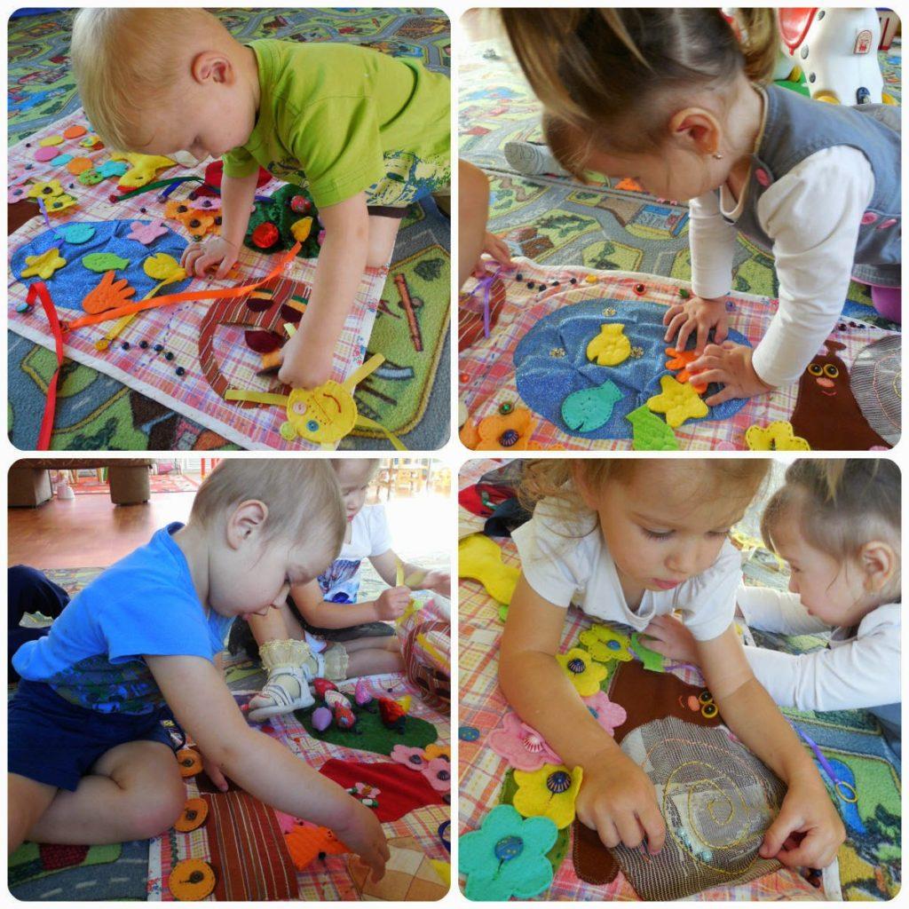 Игра - основа познания у детей