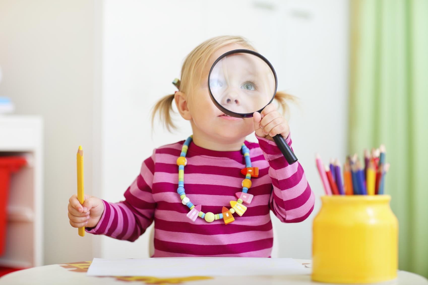 Интерес к познанию у детей