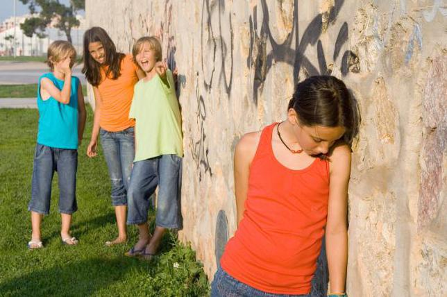 Навешивание ярлыков у подростков
