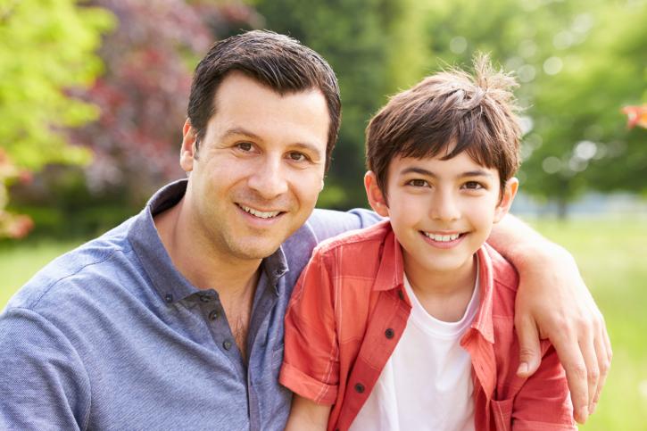 Отец и сын должны быть друзьями