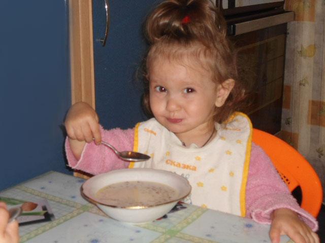 Приучение детей к самостоятельности