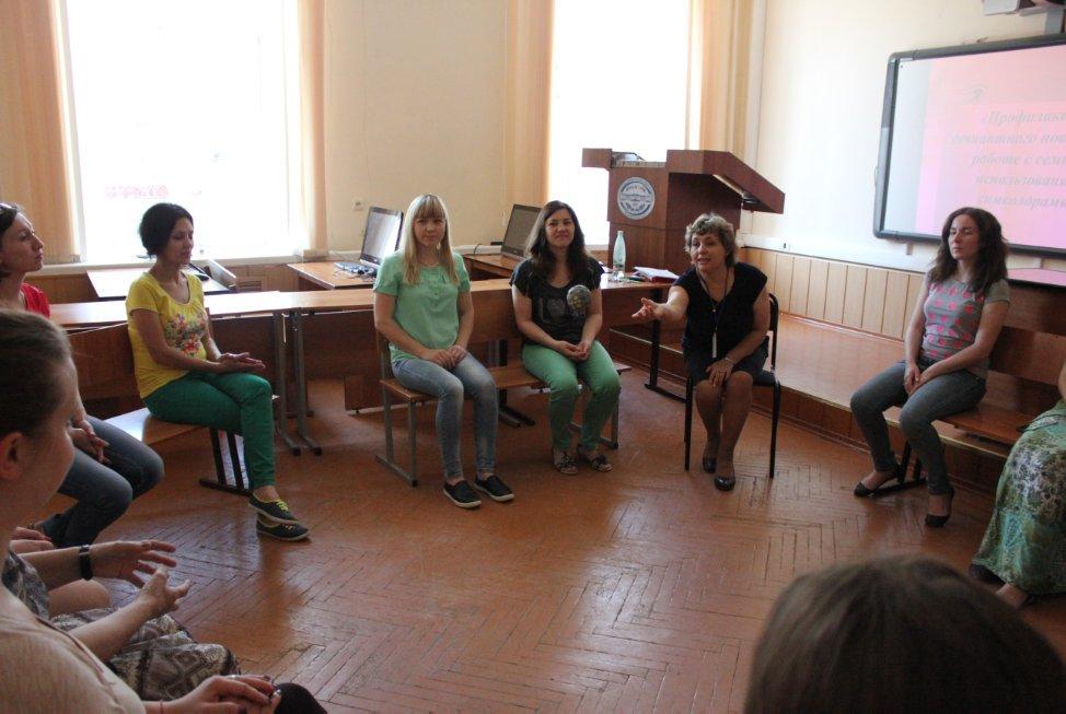 психологический тренинг с подростками знакомство
