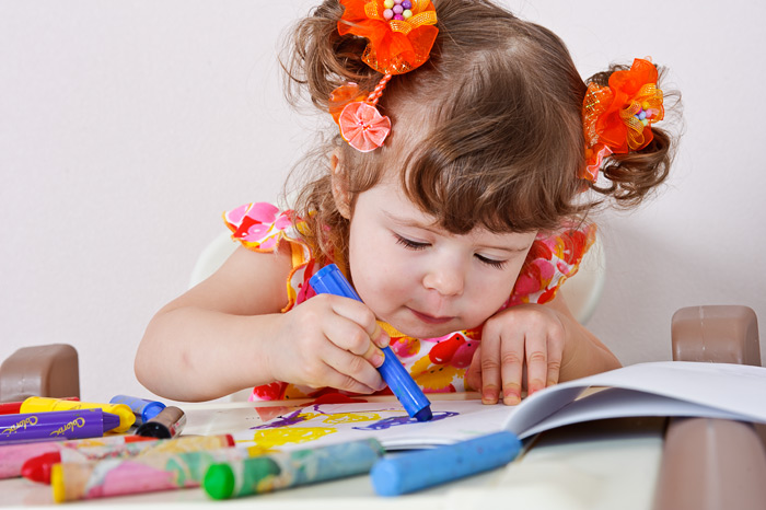 Рисование у детей