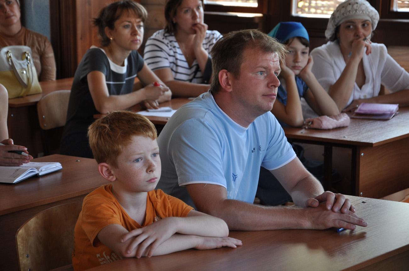 Работа с родителями по духовно-нравственному воспитанию детей