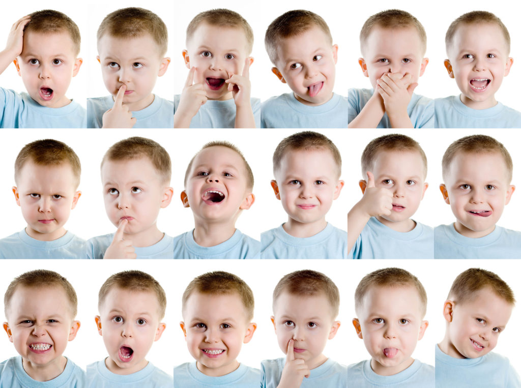 Ребенок и эмоции