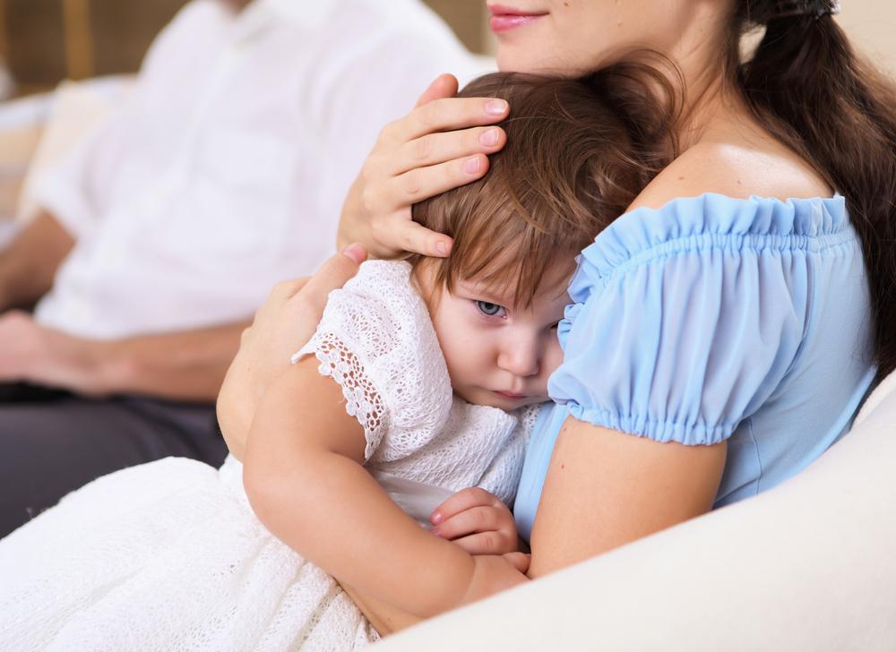 Защита родителями ребенка