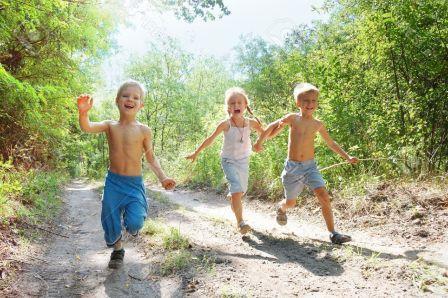 Физическая активность детей в 6 лет