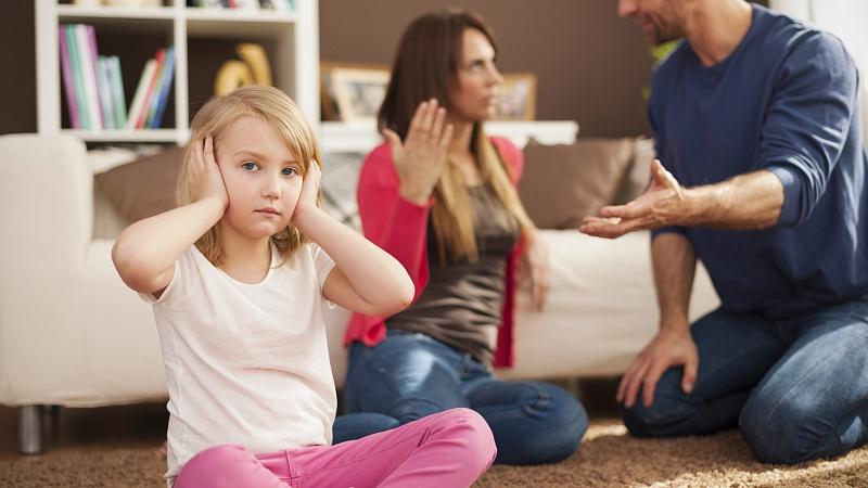 Ребенок и конфликты в семье