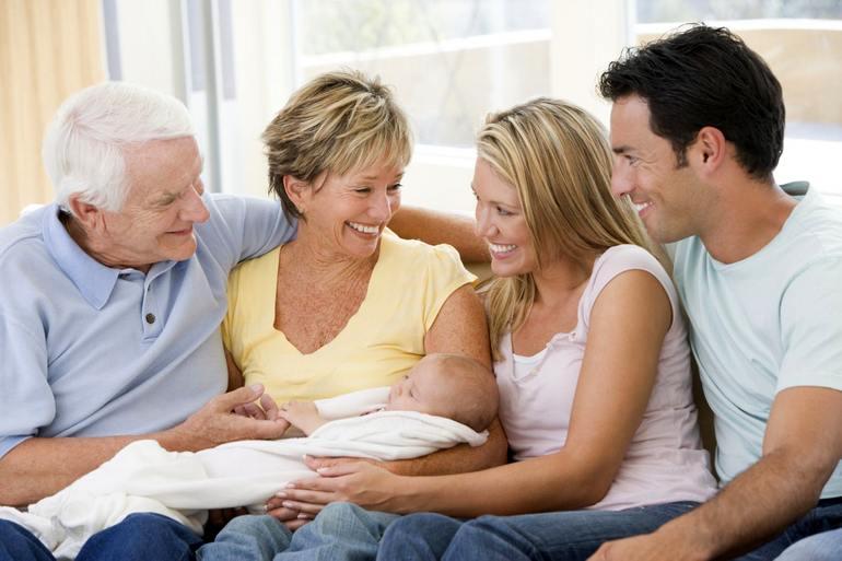 Любовь и уважение в семье