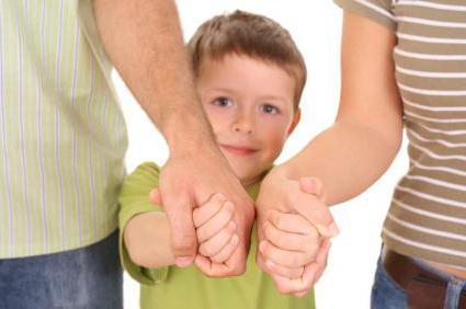 Поддержка родителей ребенка