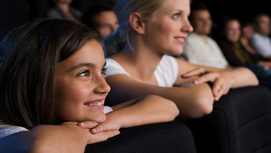 Посещение театра с родителями