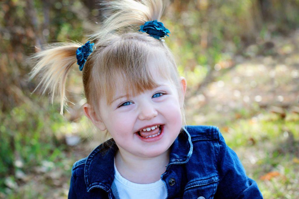 Ребенок в год и 8 месяцев быстро развивается