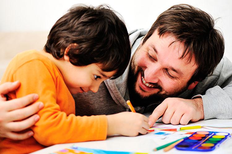 Родитель для ребенка должен быть другом