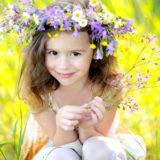 Девочка в 10 лет - начало подроствого возраста