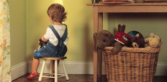 Наказание для ребенка