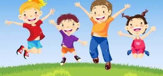 Двигательная активность детей