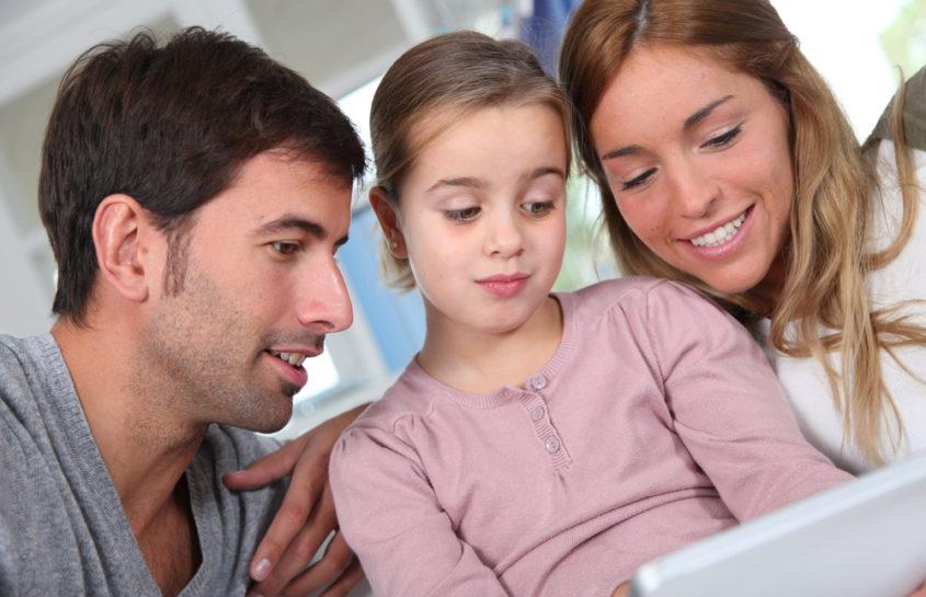Любовь родителей к своему ребенку