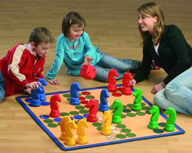 Совместные игры с детьми