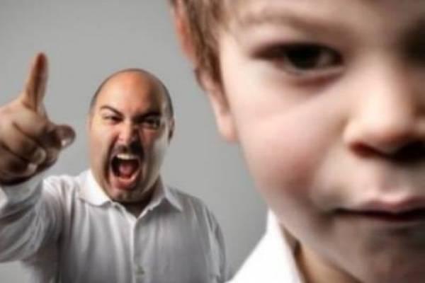 Строгость отца