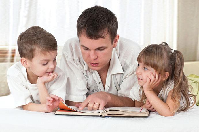 Упражнения с детьми по чтению