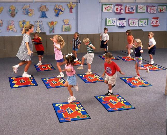 Занятия физкультурой - важный элемент развития детей