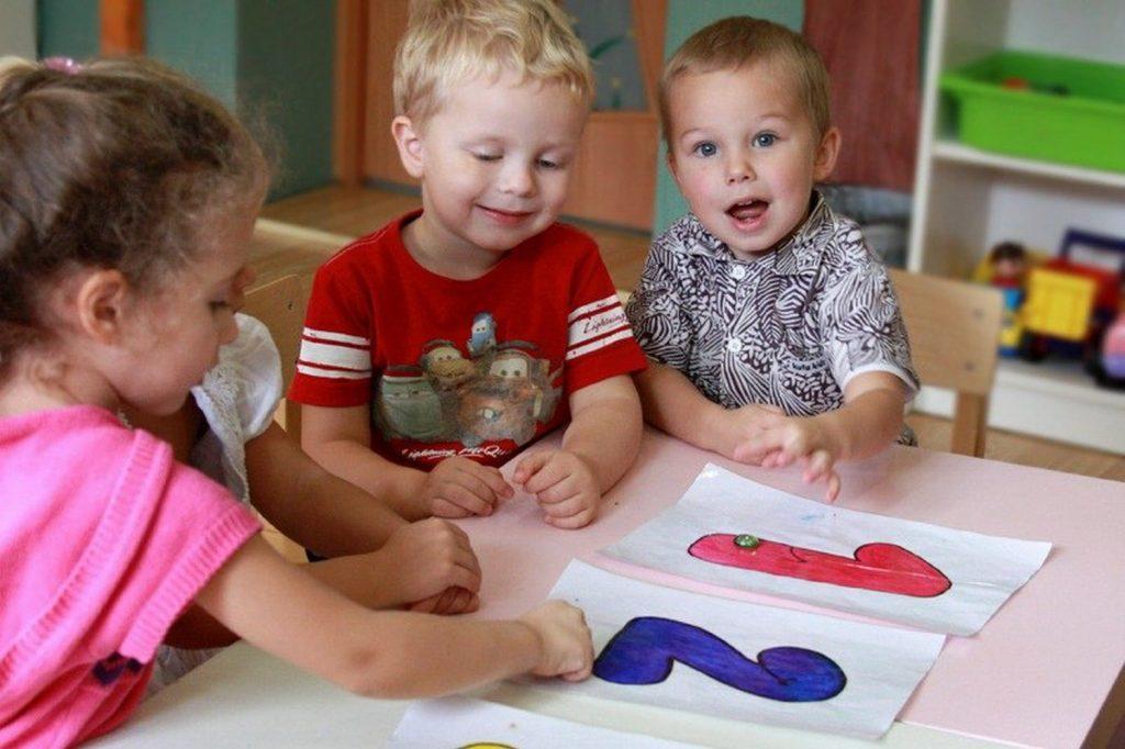 знакомство детей дошкольного возраста спрофессиями