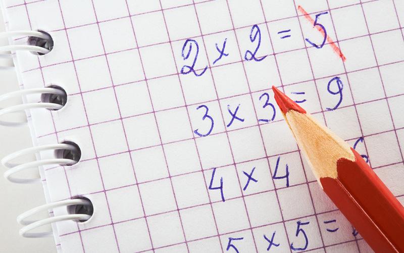 Научить ребенка умножению
