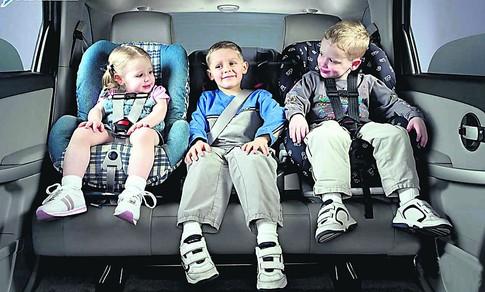 Кресла для детей разного возраста