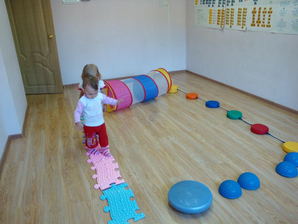 Изучение формы и размера предметов