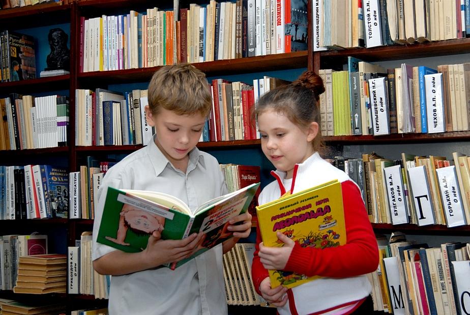 Школьная библиотека - доступная литература