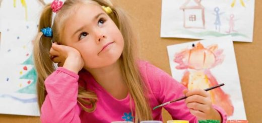 Развитие творческого воображения у дошкольников