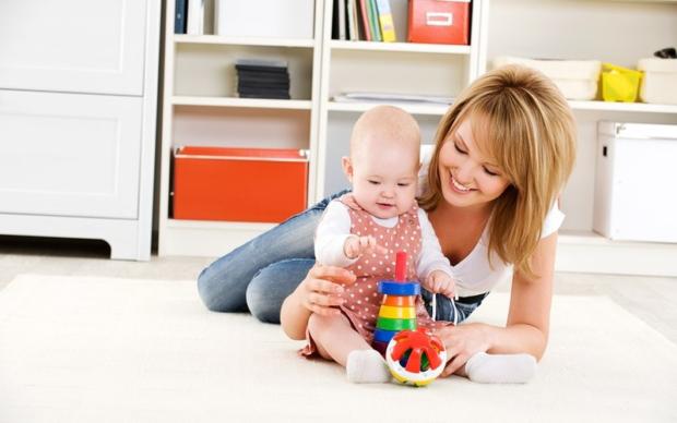 Общение с ребенком должно быть ежедневным и длительным