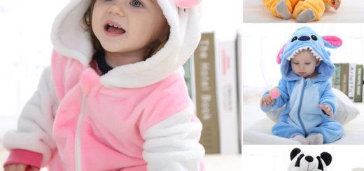 На что следует ориентироваться, выбирая пижаму малышу?