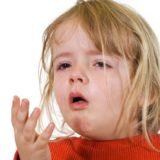 Кашель у ребенка без температуры  — чем лечить