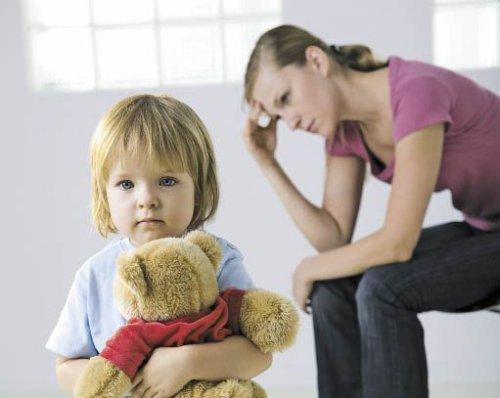Отсутствие контакта с родителями - симптом