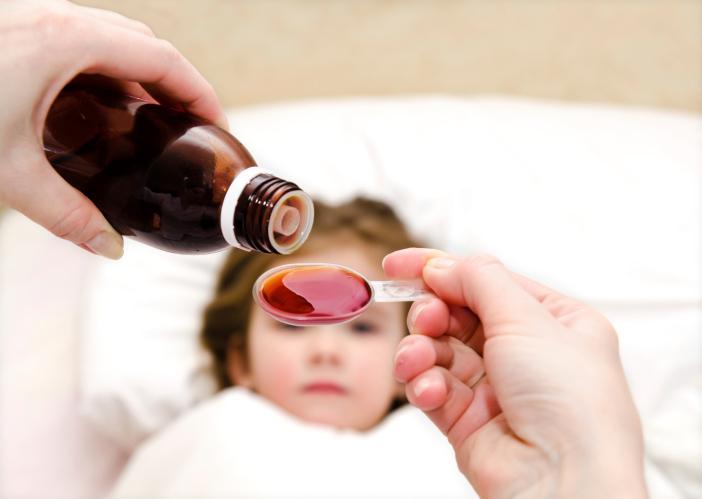 Лекарства только по назначению детского врача