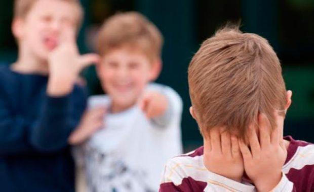 Реакция ребенка на дразнилки