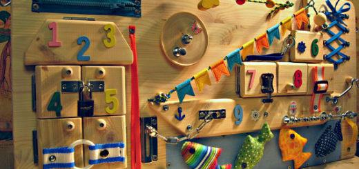 Идеи развивающих занятий для детей