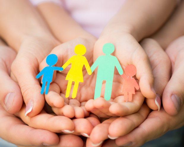 Поддержка родителей детям