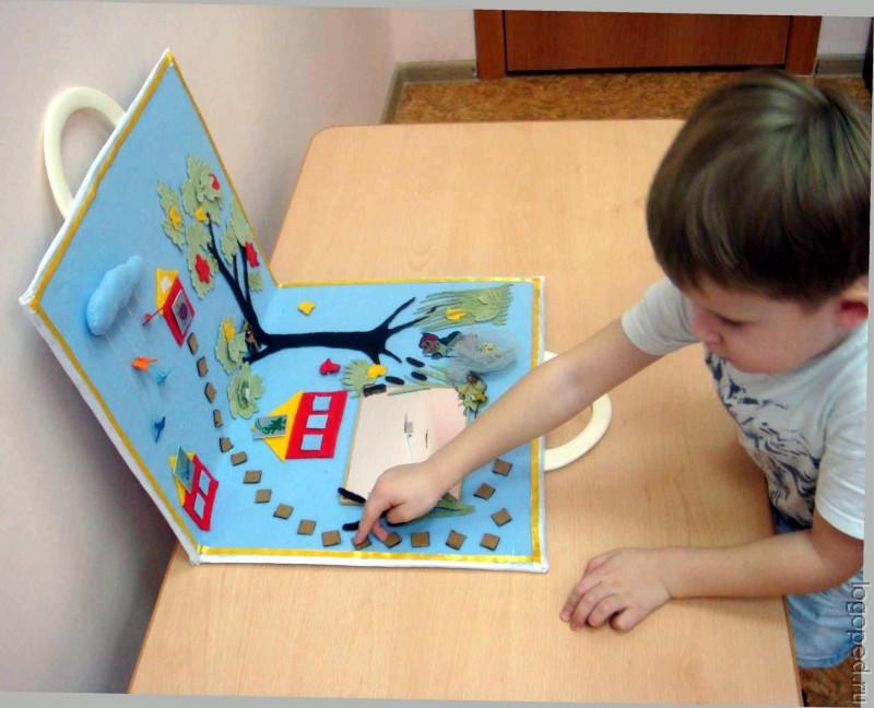 Развитие моторики влияет на умственные способности ребенка